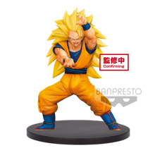 Tronzo Original Ultimate Soldier Legends Goku SSJ3 Kamehameha PVC Action Figure DBZ Model Toys figurine