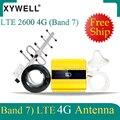 Новинка! Усилитель сотового сигнала  4G  2600 МГц  FDD  LTE  Band 7  4G  GSM  LTE 2600  сеть 4G  Репитер сигнала передачи данных