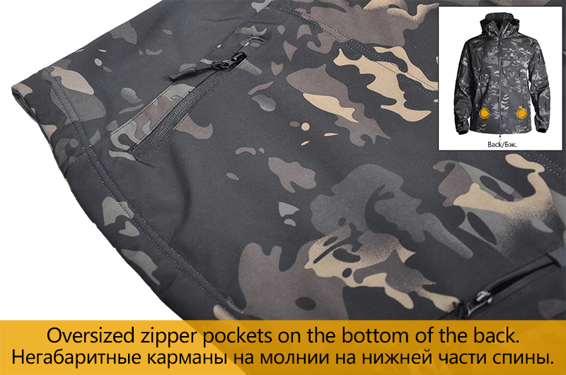 roupas jaqueta tático dos homens blusão vôo
