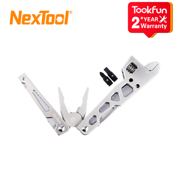 XIAOMI MIJIA Nextool Wrench Knives Multifunctional tool Camping Equipment Survival Multitool Supplies mfolding bushcraft Outdoor image