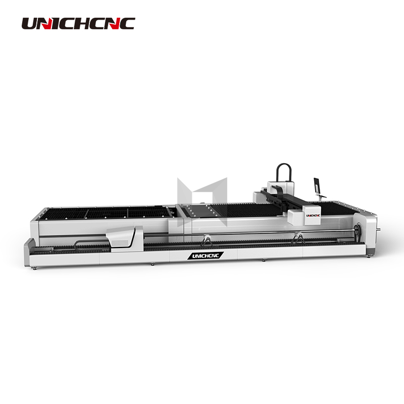 UNICHCNC Metal Board Fiber Laser Cutting Machine 1mm, 2mm, 3mm,5mm