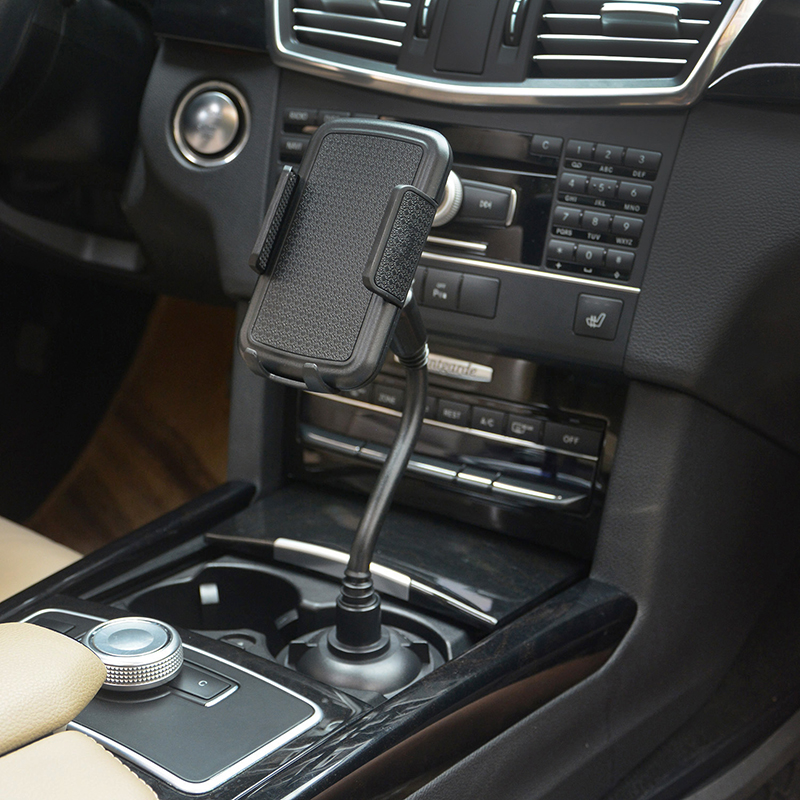 Universal Car Cup Holder Stand for Phone Adjustable Drink Bottle Holder Mount Support for Smartphone Mobile Phone Accessories-in Phone Holders & Stands from Cellphones & Telecommunications