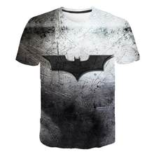 Superman T-shirts hommes Compression chemises Batman hauts le Flash T-shirts Fitness Crossfit T-shirts musculation Camiseta Rashguard(China)