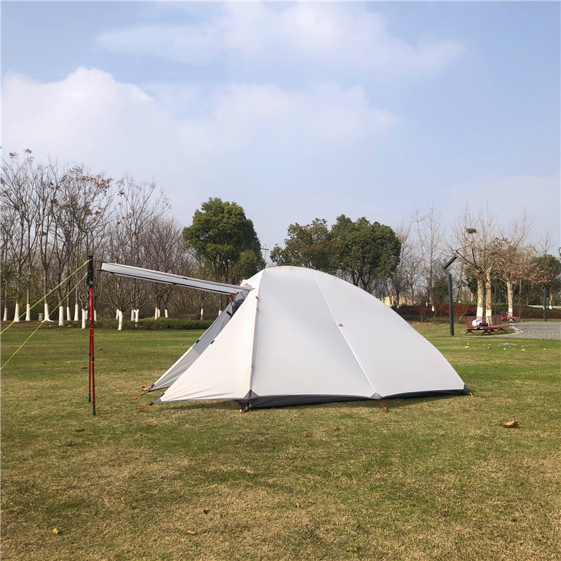 White Color CZX-372 Nemo Hornet Ultralight Backpacking Tent,Nemo 2P Tent,Nemo 2 Person Tent,OEM Customize Camping Tent