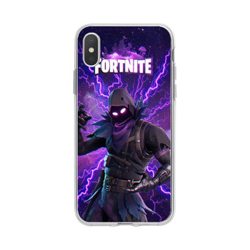 3D Cartoon Phone Cases Fortnites Game Silicone Mobile Phone Cover Printed Phone Case Accessories for Iphone 7 8 Plus XR XS11 Pro 2