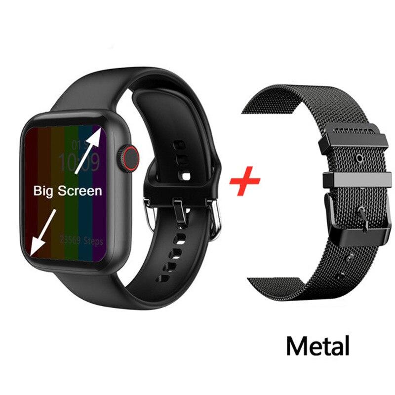 W26 Smart Watch 2020 ecg ppg 1 75 inch Heart Rate iwo 12 Pro smartwatch iwo 13 Smart Watches women men