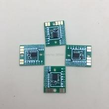 4 개/대 C M Y K 영구 칩 잉크 카트리지 칩 SS21 for Mimaki JV5 JV33 CJV30 에코 솔벤트 플로터 프린터