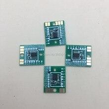 4 ピース/セット cmyk 永久チップインクカートリッジチップ SS21 ミマキ JV5 JV33 CJV30 エコ溶剤プロッタプリンタ