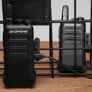 Image 5 - 2 шт./лот Baofeng BF C9 uhf band Mini Walkie Talkie set bf 888s portable USB Charge Handheld двухстороннее Любительское радио для охоты туризма