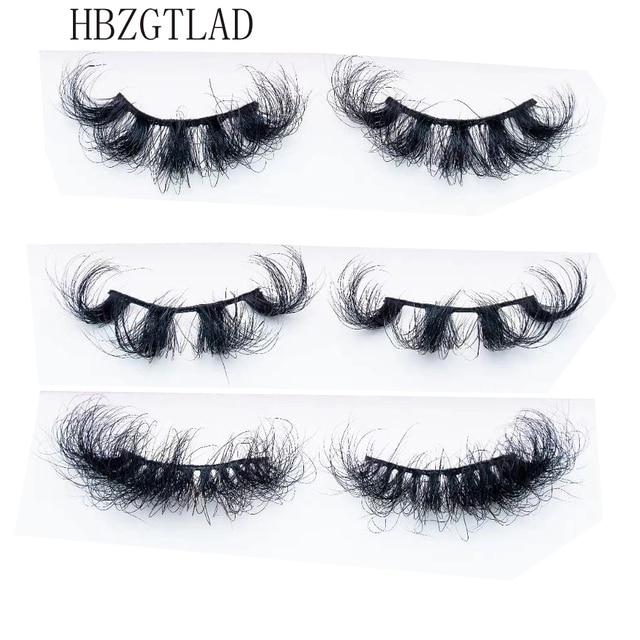 Mink Eyelashes10-25mm Lashes Fluffy 3d Mink Lashes Makeup Dramatic Long Natural Eyelashes Wholesale Eyelash Extension Maquillaje 1