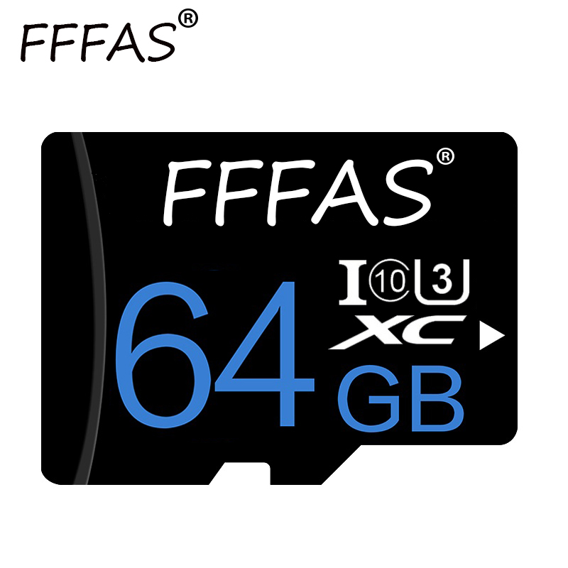 New Class 10 32GB Memory Card SDXC 128GB 64GB SDHC 32GB/16GB U3 U1 Micro Sd Card TF Cards Memory Flash Microsd Card