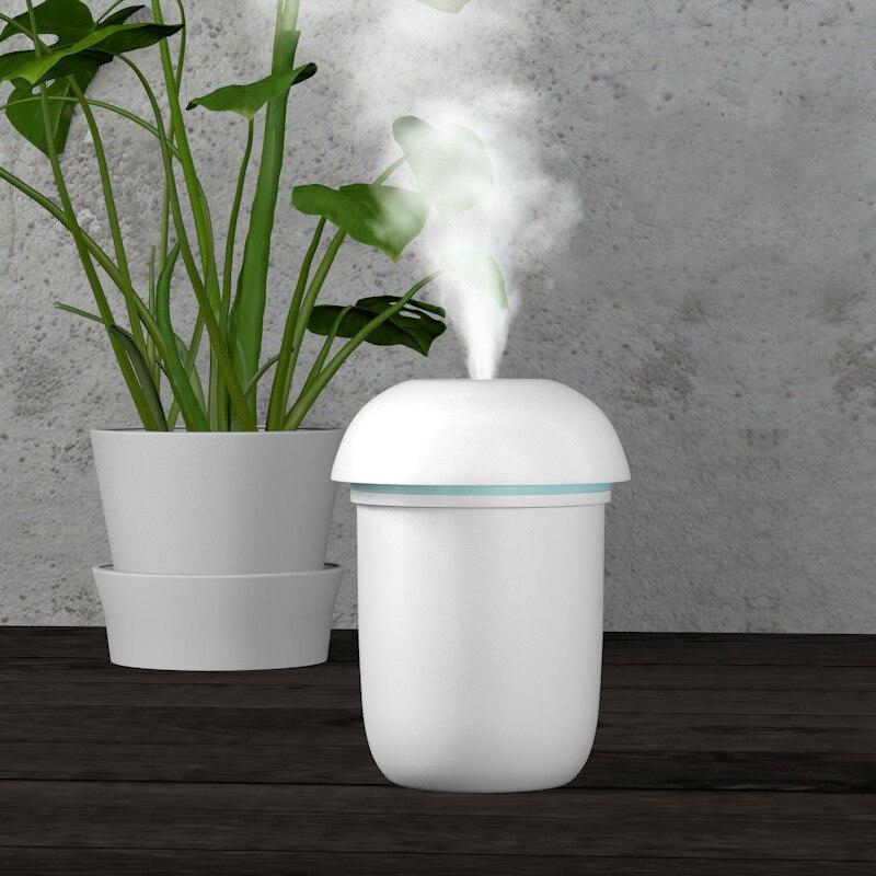 USB Humidificador Difusor De Aromaterapia Fabricante De La Niebla Nebulizador Mini Aroma Atomizador Para Casa