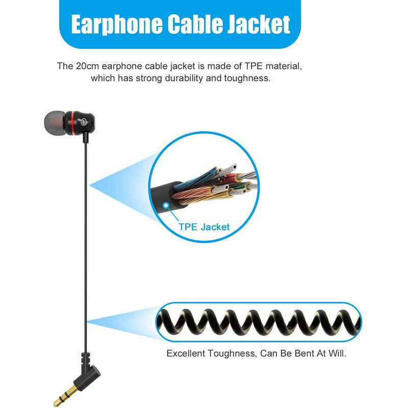 Black with 3D 360 Degree Sound In-Ear Headphones and Earphone Silicone Holders AMVR Noise Isolating Earbuds Earphones Custom Made for Oculus Quest 2 VR Headset