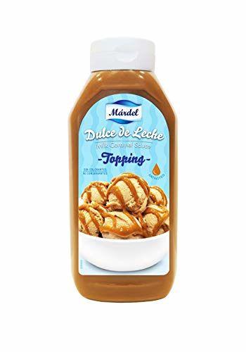 Dulce De Leche - Topping MARDEL 1,2 Kg