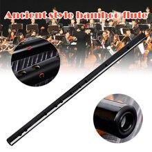 Recém-bambu flautas tradicionais chineses instrumentos musicais flautas transversais s66