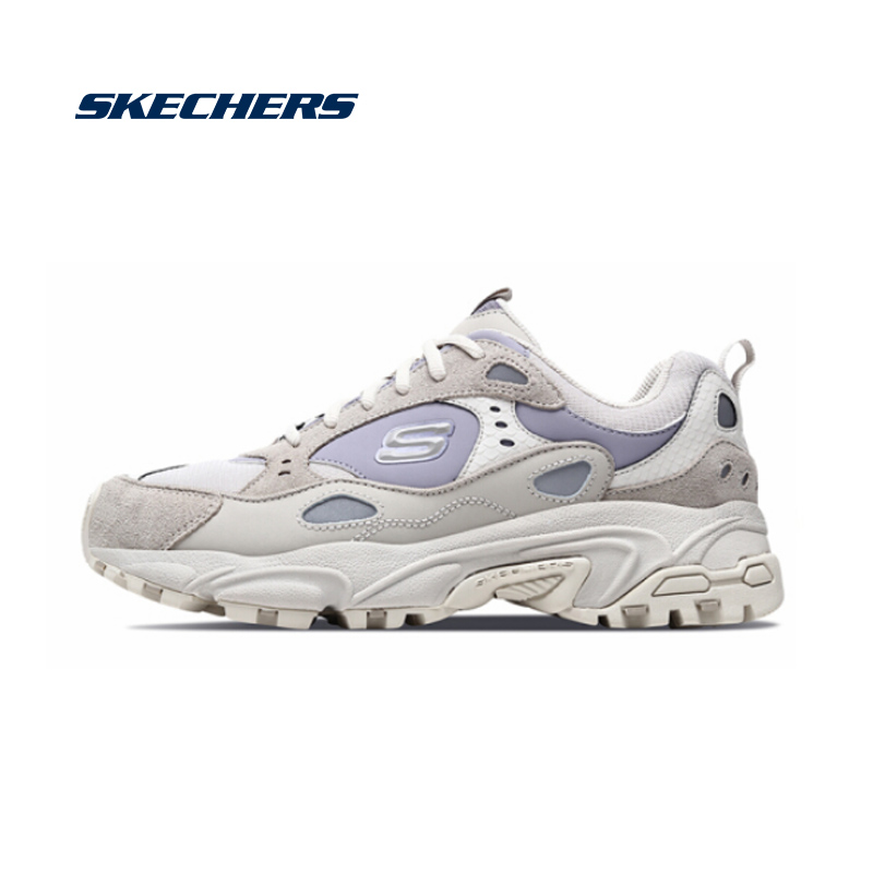 <font><b>Skechers</b></font> Original Casual <font><b>Shoes</b></font> Comfortable Chunky Sneakers <font><b>Men</b></font> Sport <font><b>Shoes</b></font> <font><b>Men</b></font> Platform Dad <font><b>Shoes</b></font> Zapatillas Hombre 666058-NTTP image