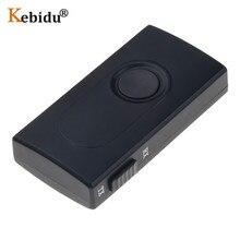 KEBIDU Bluetooth V4.2 トランスミッタレシーバワイヤレス A2DP 3.5 ミリメートルアダプタステレオオーディオドングルテレビ車/ホームスピーカー MP3 MP4