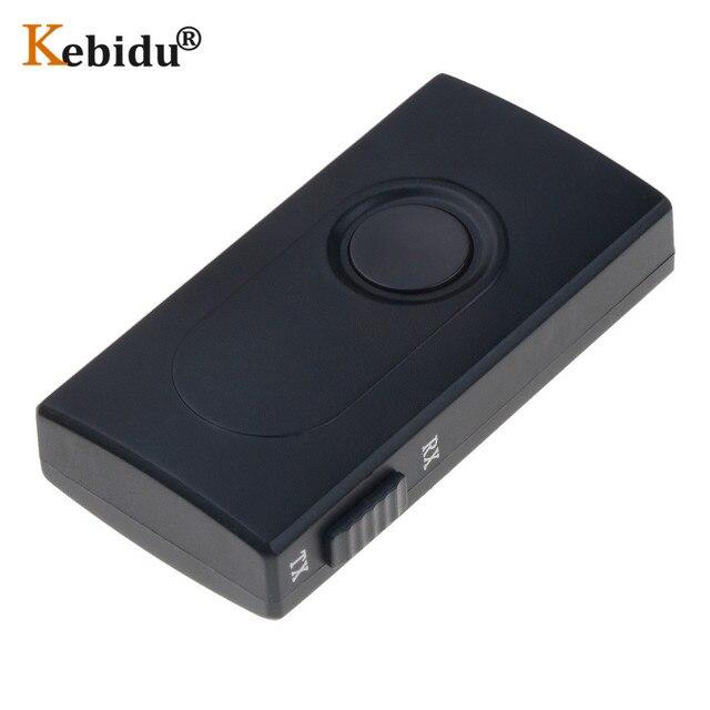 KEBIDU Bluetooth V4.2 Sender Empfänger Wireless A2DP 3,5mm Adapter Stereo Audio Dongle Für TV Auto/Home Lautsprecher MP3 MP4