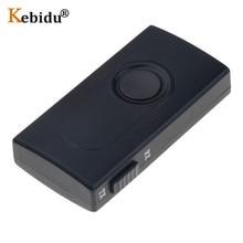 KEBIDU Bluetooth V4.2 verici alıcı kablosuz A2DP 3.5mm adaptör Stereo ses Dongle TV araba/ev hoparlörler MP3 MP4
