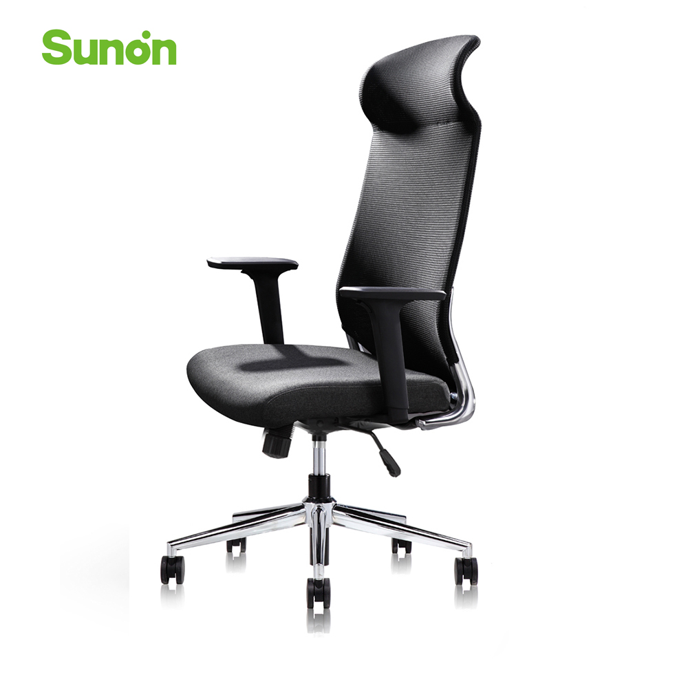 Office Furniture Ergonomic Executive Chair High Back Computer Gaming Chair Mesh Fabric Armrest Chairs