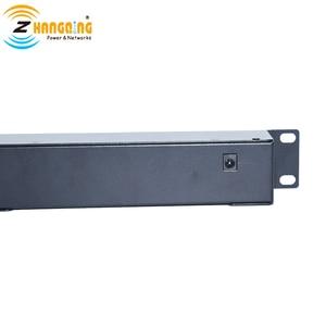 Image 4 - GPOE 24B ラックマウントロードバランシング 48 ギガビット PoE インジェクタ 12V 120 ワット電源 ip カメラネットワークと CCTV 設定 PoE