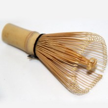 Japanese Ceremony Bamboo 100  Matcha Powder Whisk Green Tea Chasen Brush Tools