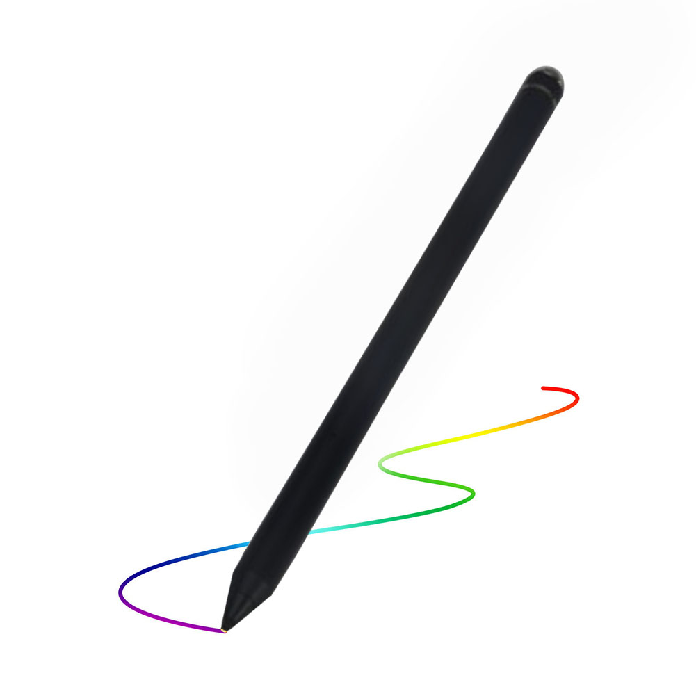 Capacitive Universal Stylus Pen Touch Screen Conductive Portable Drawing Game Handwriting Soft Tip For IPad Cellphone Mobliephon