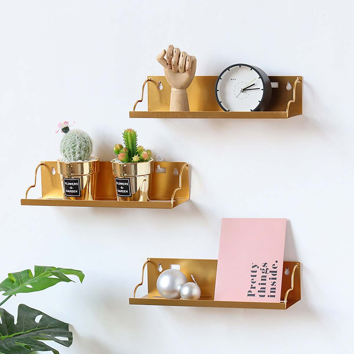 Us 8 1 16 Off Floating Shelves Trays Bookshelves And Display Bookcase Modern Wood Shelving Units For Kids Bedroom Wall Mounted Storage Shelf On