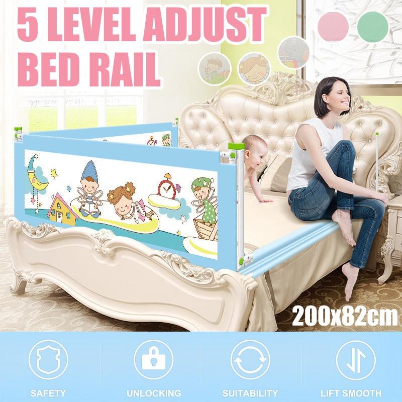 200cm x 83cm da cama do bebê