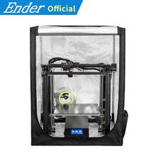 Obudowa drukarki 3D dla Ender-3 Ender-3 Pro Ender-5 Ender-5Plus CR-10v2 bezpieczna szybka i prosta instalacja CREALITY part tanie tanio CN (pochodzenie) Wspornik (Wsparcie) Enclosure 3D Printer Enclosure Ender-3 ender-3 pro ender-5 5plus CR-10s V23D Printer