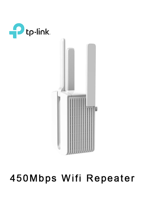 TP-link Wifi Extender Wireless Range Extender Expander 450Mbps Wifi Signal Amplifier Repeater three antennas 3