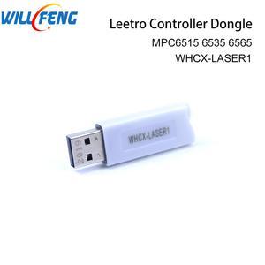 Image 1 - Will Feng contrôleur Leetro, découpe Laser 5.3 Dongle, clé logicielle pour Machine de découpe Laser Co2 MPC6515, MPC6525, MPC6535, MPC6565