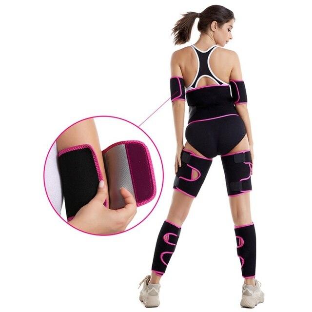 Balight Sweat Belt Waist Trimmer Belt Weight Loss Sweat Band Wrap Fat Tummy Stomach Sauna Legs Arms Trainer Weight Loss Wrap 1