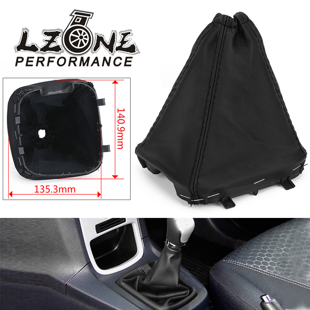 Gear Shift Boot Cover Manual Shifter Gaiter For Ford Transit ...