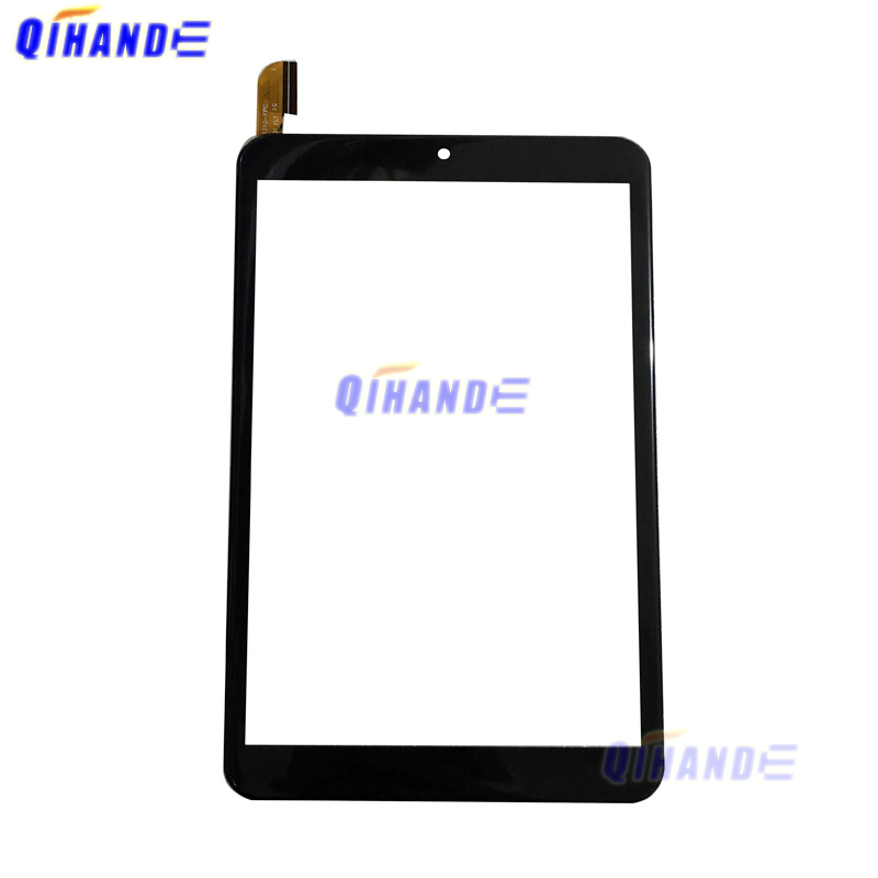 New Touchscreen For  MJK-1210-FPC 8'' Inch 2.5D Tablet Touch Panel Digitizer Glass DP080686-F2-A Kids PC Touch Sensor Digitizer
