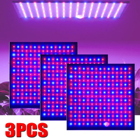 Grow Tent 500W LED Grow Light Lamp For Plants Full Spectrum Phyto Lamp Fitolampy Indoor Herbs Lights For Flowers Energy Saving