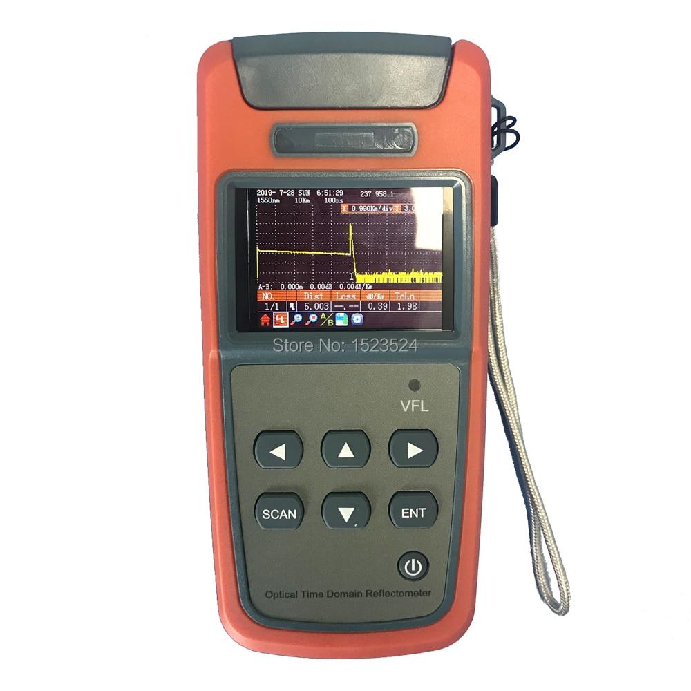 Free Shipping JW3305A Optical Fiber Ranger Optical Time Domain Reflectometer Mini OTDR 1550nm