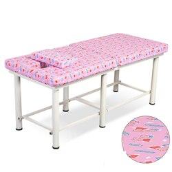 دفع سرير تدليك الأطفال كرسي العناية بالجمال الأسرة التشخيص السرير المنزل التشخيص السرير الرعاية الصحية السرير العلاج للطي