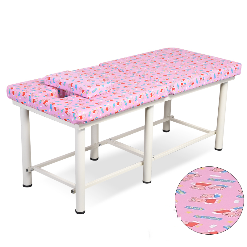 Pushing Massage Bed Children's Beauty Bed Family Diagnostic Bed Home Diagnostic Bed Health Care Bed Treatment Folding