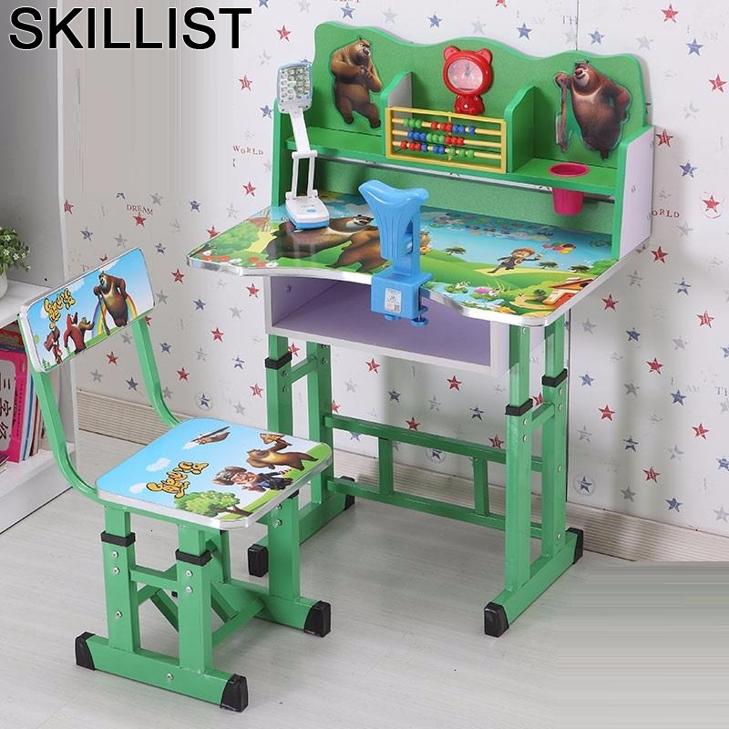 Children And Chair Play Tavolino De Estudio Tavolo Bambini Adjustable Bureau Enfant Mesa Infantil Kinder Study Kids Table
