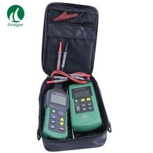 Mastech MS6818 Professionelle Draht Kabel Tracker Kabel Metallrohr Locator Detector Tester