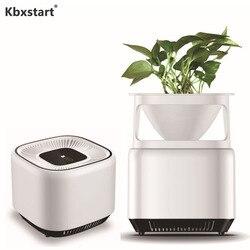 Kbxstart mikro-ekologiczne biuro oczyszczacz powietrza generator jonów ujemnych Aroma dyfuzor  aby usunąć formaldehydu dymu