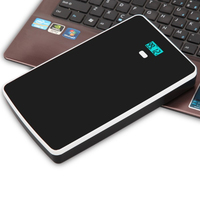 Lithium polymer 5V,7.4V,9V,12V,14.5V,16V,19V 50000mah USB rechargeable Battery free charger for Laptop mobile phone power source