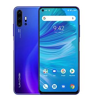 "H0e7b7f9940814d2887ccbed28adefa502 Pre-sale UMIDIGI F2 Android 10 Global Version 6.53""FHD+6GB 128GB 48MP AI Quad Camera 32MP Selfie Helio P70 Cellphone 5150mAh NFC"