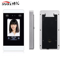 Ip-Device Access-Control Face-Recognition Attendance Camera Card Wifi-System Facial-Punch