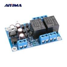AIYIMA tablero de protección del altavoz de Audio con Bota retraso, AC12 18V de protección DC para cine en casa DIY
