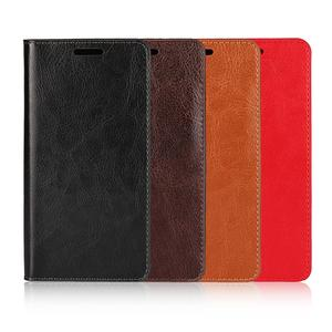 Image 5 - 360 Natural Genuine Leather Skin Flip Wallet Book Phone Case Cover On For Xiaomi Mi A1 MiA1 A 1 Pro Prime 3/4 32/64 GB Xiomi