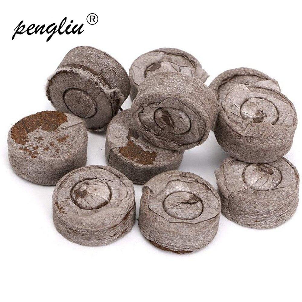 5 шт. в упаковке, 30 мм, Jiffy Peat гранулы для сеяния почвы, блок в питомник, горшки, пусковые пробки для семян, профессиональные|seeds starter pallet|jiffy peat pelletsjiffy peat pellets seed | АлиЭкспресс