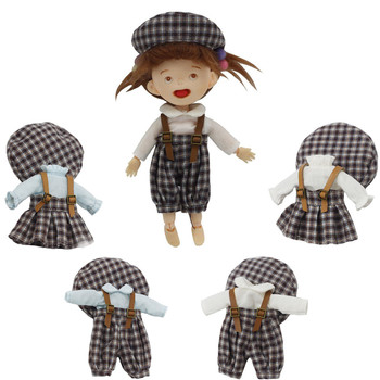 1/12 BJD Doll Clothes Fashion Clothes Fit for Obitsu11 OB11 Doll Mini Toy Clothes Doll Accessories Clothes Only cute animal outfit for bjd doll 1 12 pukipuki doll clothes