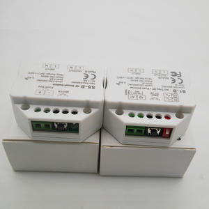 Image 5 - ขายส่งS1 B SS B AC100 240V RFสมาร์ทเอาท์พุทสวิทช์ 100 240VAC 1.5A 360Wสมาร์ทสวิทช์รีเลย์LED CONTROLLER